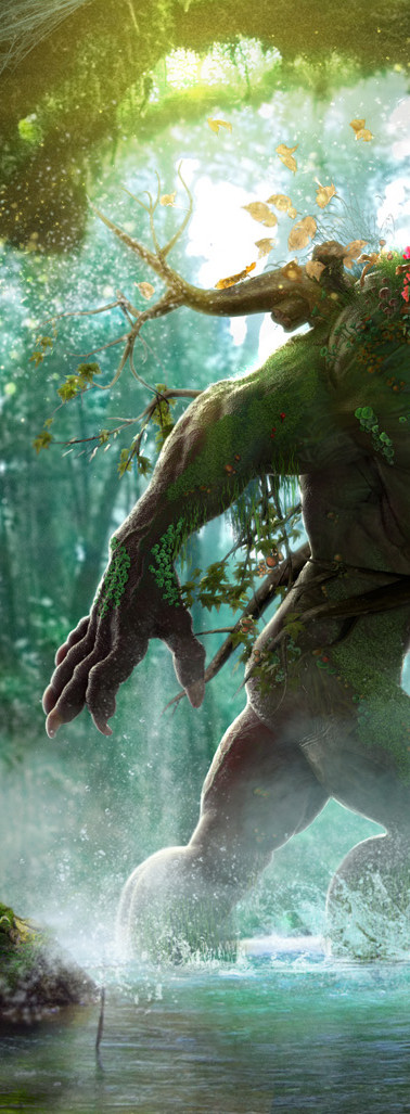 Man Thing Swamp