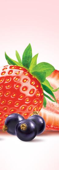 Strawberry blueberries