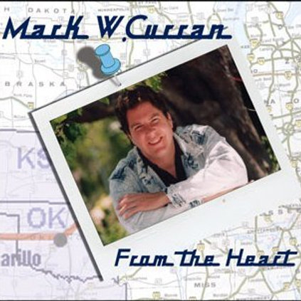 Physical CD: From The Heart - Mark Wesley Curran