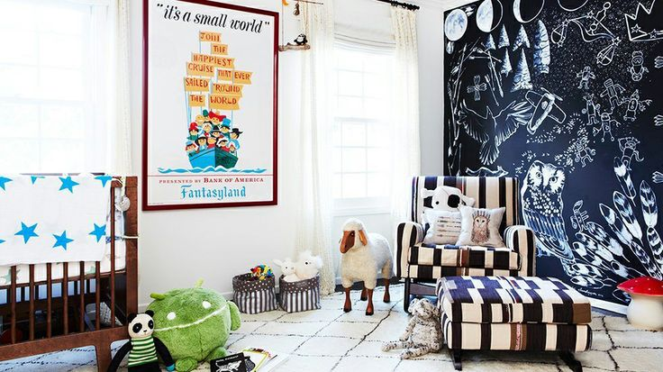 שילוב צבעים נכון בחדר ילדים