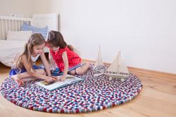 שטיח אוניה לחדר ילדים