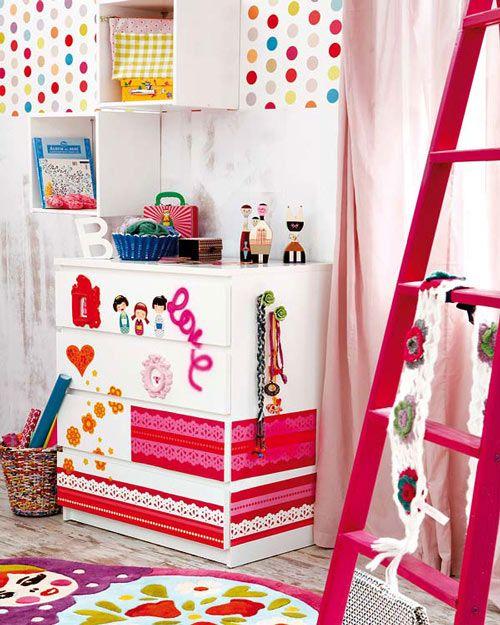 חדר ילדים צבעוני