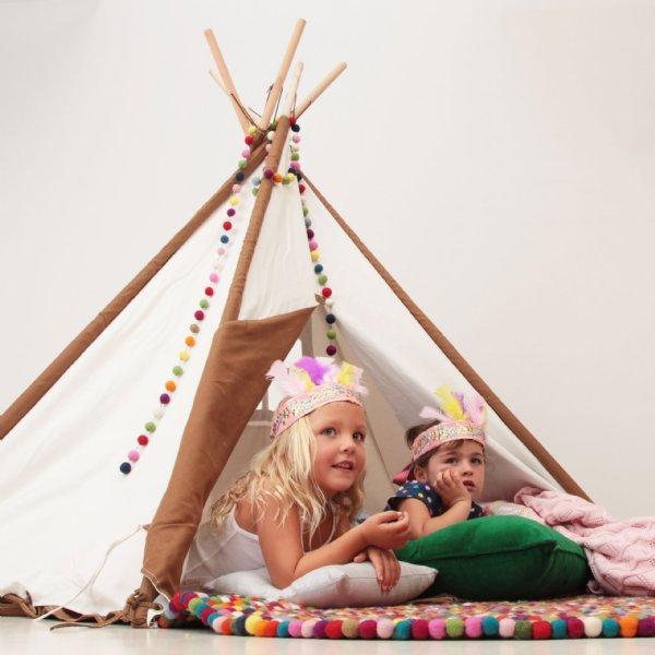 אוהל טיפי ילדים