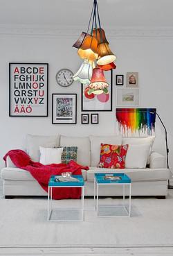 להכניס צבע והומור לחדר הילדים