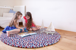 שטיחים מופלאים לחדר ילדים