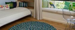שטיח דגם אוקינוס בית רמת השרון