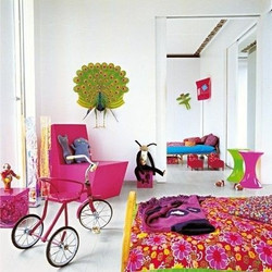 עיצוב חדר ילדים
