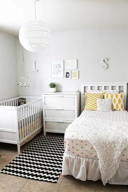 תינוק נולד לחדר