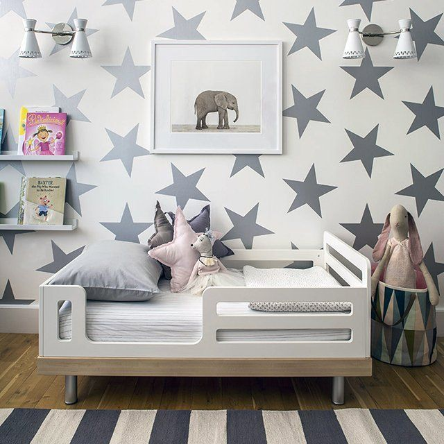 עיצוב מודרני לחדר ילדים