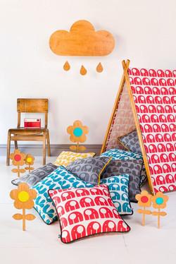 אוהל חדר ילדים