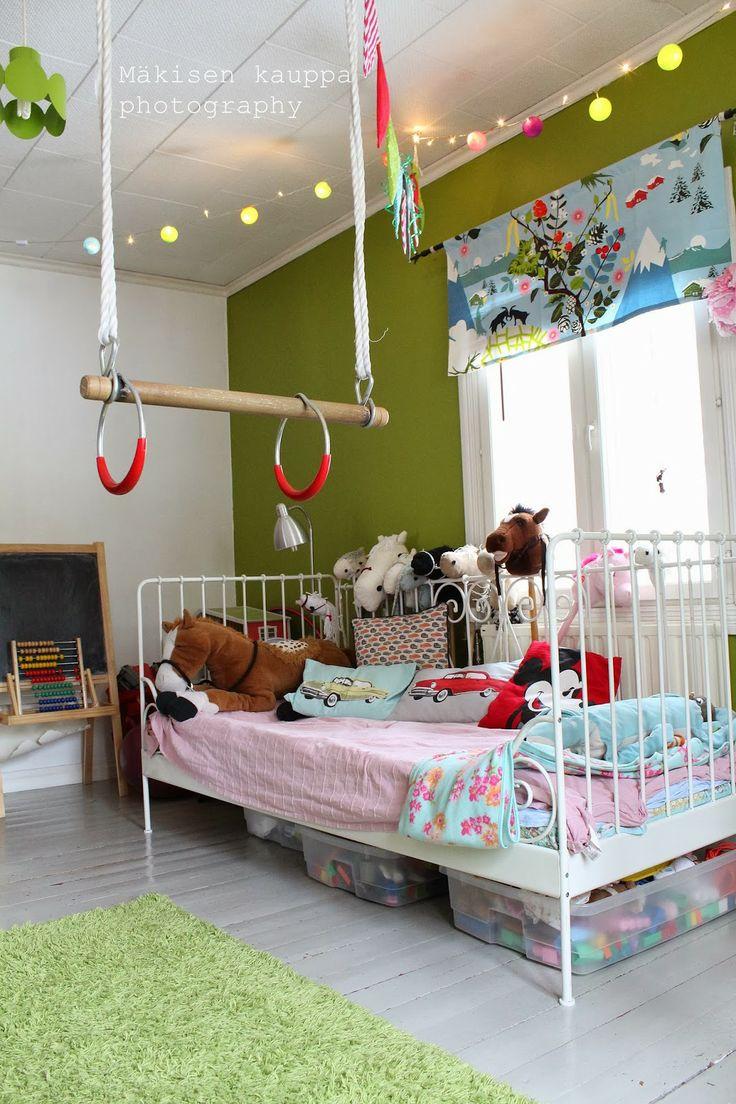 רעיונות שובבים לחדר הילדים