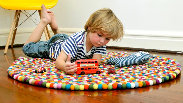 שטיח-  דגם חגיגה