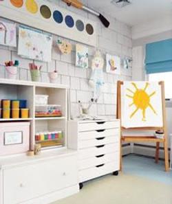 חדר יצירה לילדים