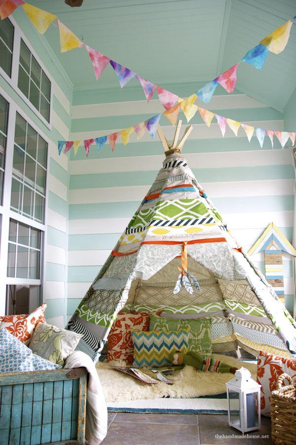 אוהל ילדים