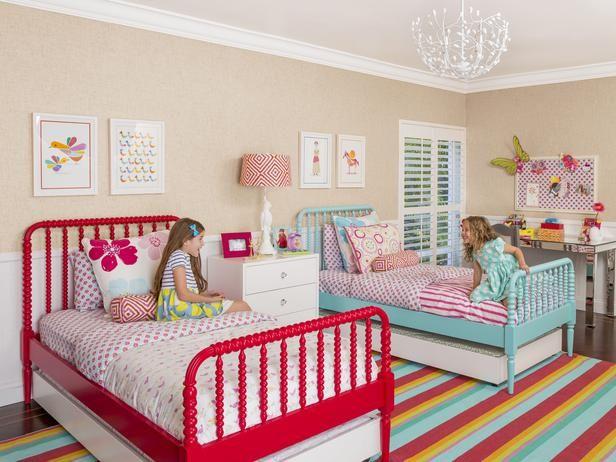 חדר לשני ילדים