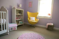 חדר תינוקת