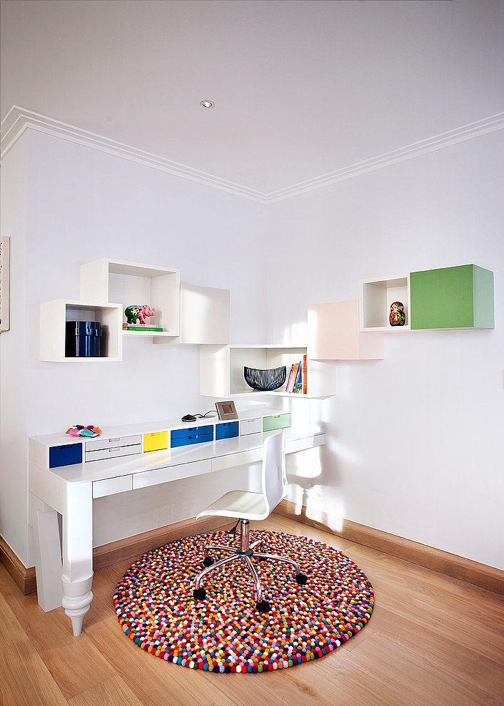 שטיח בחדר נוער- דגם חגיגה