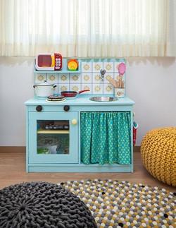 שטיח דגם חלומות- חדר בת