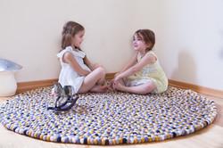 שטיח חלומות לחדר ילדים