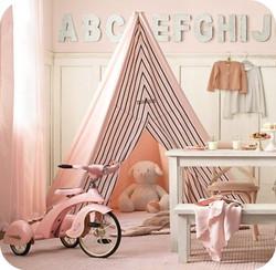 אוהל מתוק לבנות
