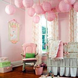 חדר ילדים- ורוד