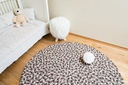 שטיח חדר תינוקת