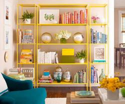 עיצוב בצהוב