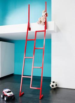 סולם צעדים - מתאים למיטת ילדים