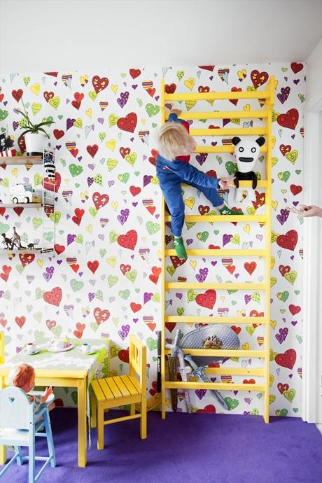 להעיז- עיצוב חדר ילדים