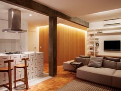 apartamento traço