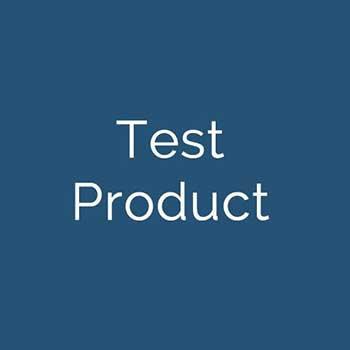 Test Item A