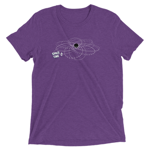 Purple Black Hole Orbits Tee