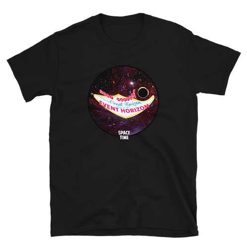 What Happens at the Event Horizon Tee