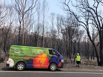 Lucidity survey supports bush fire charity
