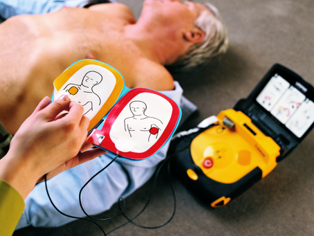 Defibrillators in the workplace – is it an overkill?