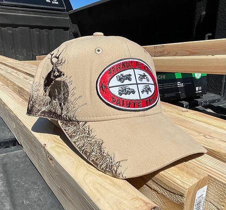 Elk Khaki Cap