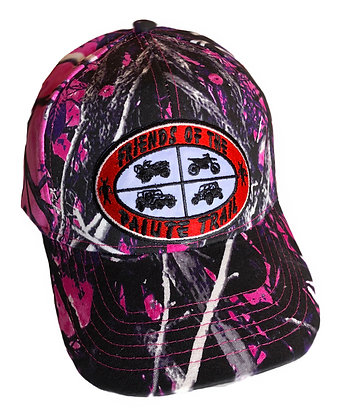 """Muddy Girl"" Camo Cap"