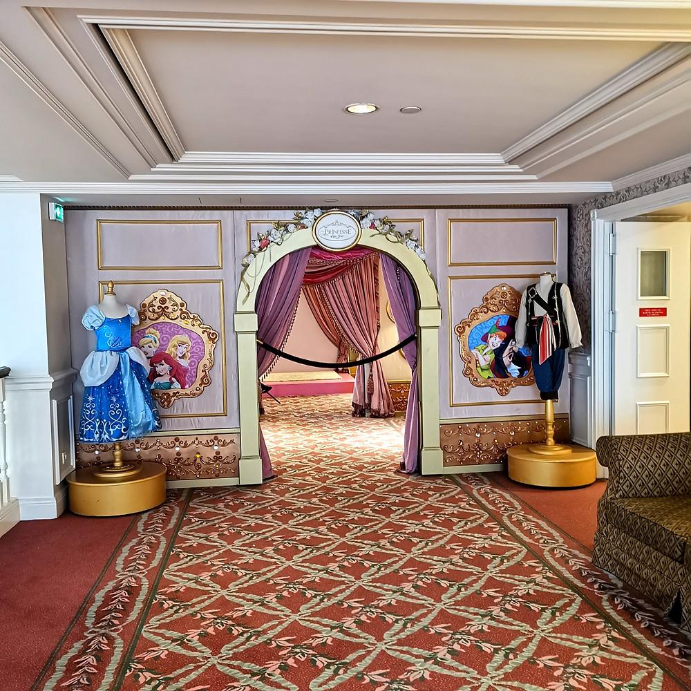 Princesse d'un jour Disneyland paris, tarif princesse d'un jour