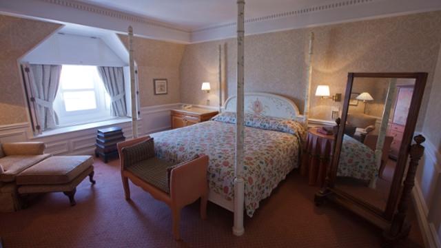 Chambre de la Cinderella Suite - Disneyland Hôtel disneyland paris