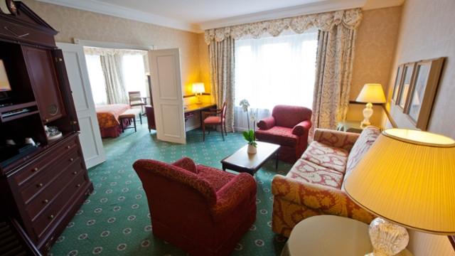 Junior suite disneyland paris - disneyland hôtel