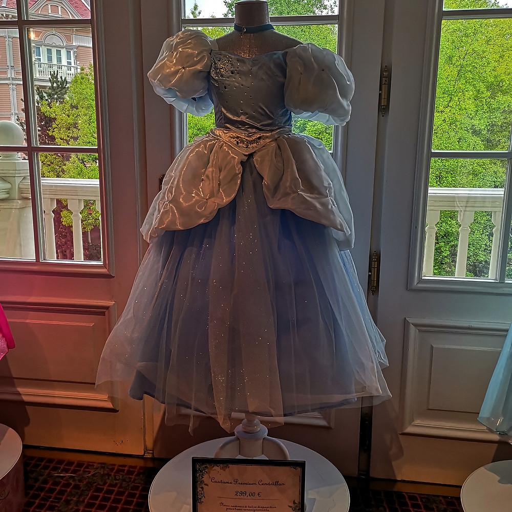 Princesse d'un jour, pack premiumn, robe de luxe cendrillon, disneyland paris, princesse d'un ,jour Disneyland Paris, tarif princesse d'un jour