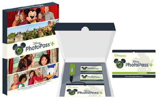 Coffret PhotoPass+  Disneyland paris