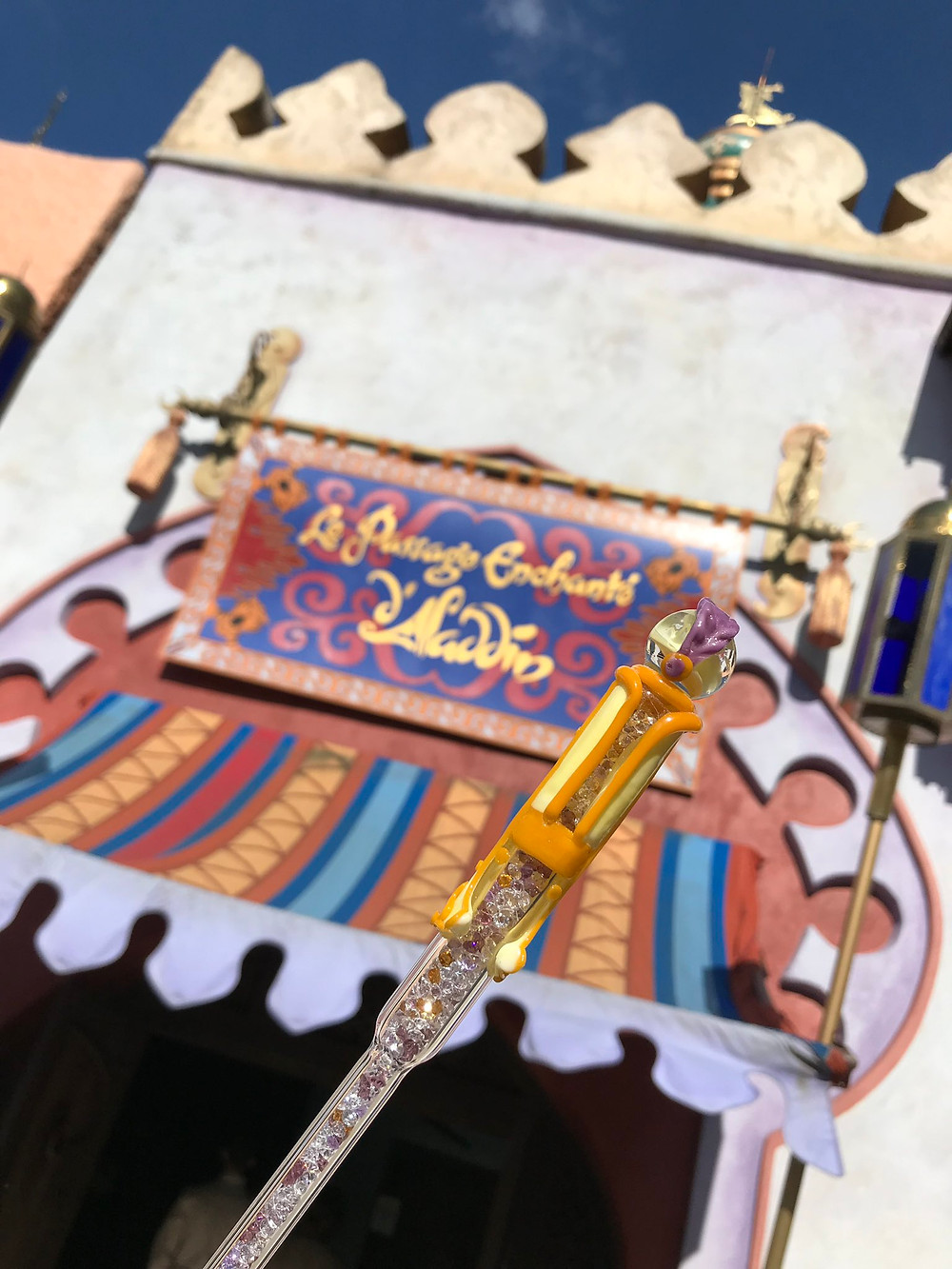 Baguette Aladdin - 100 exemplaires - 69.99€