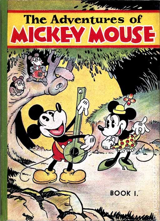 The Adventures of Mickey Mouse (1931)