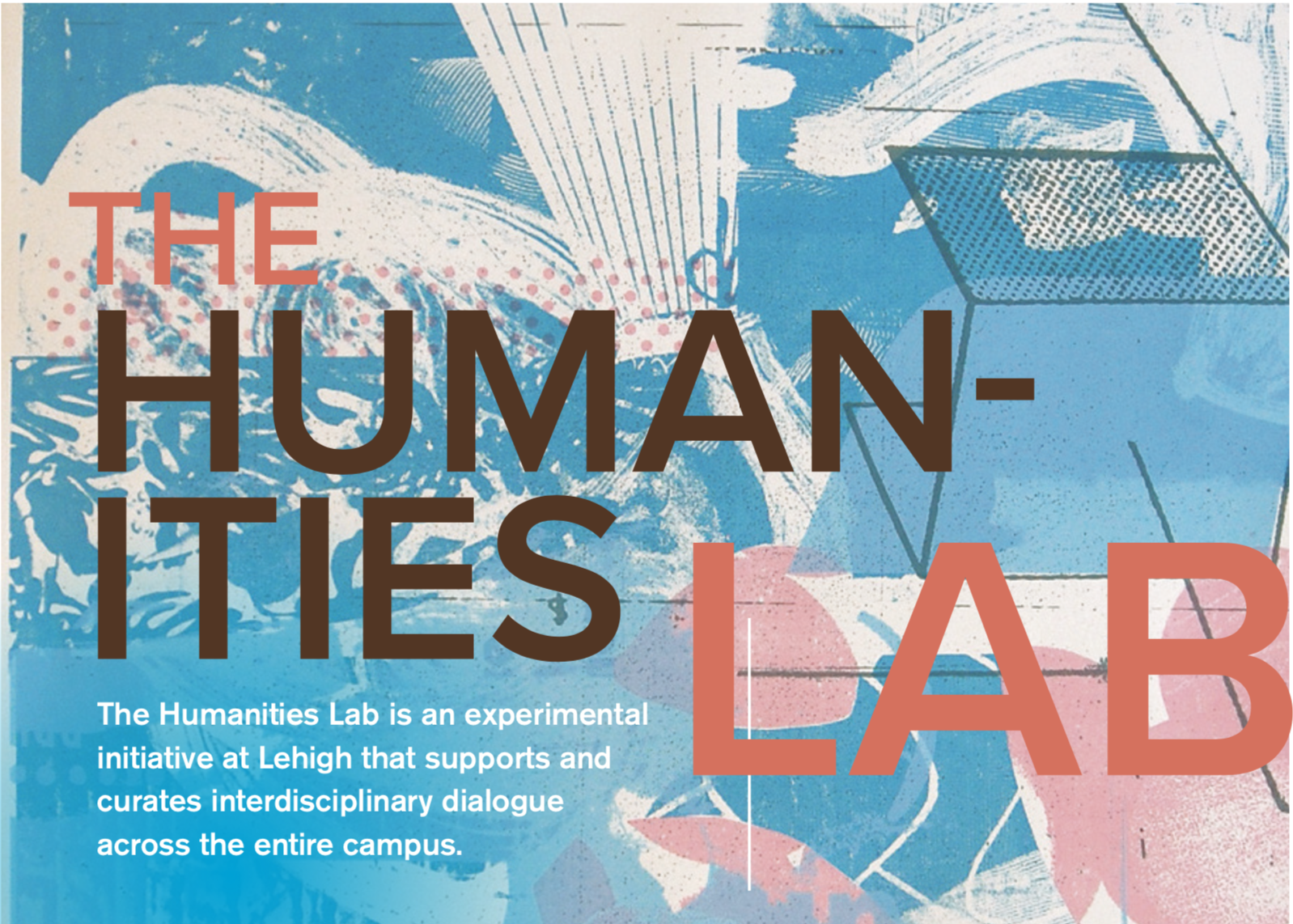 Humanities Lab Postcard B FRONT