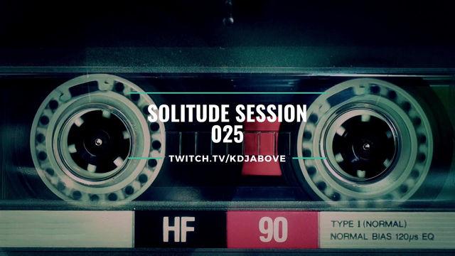 Solitude Session // SS025