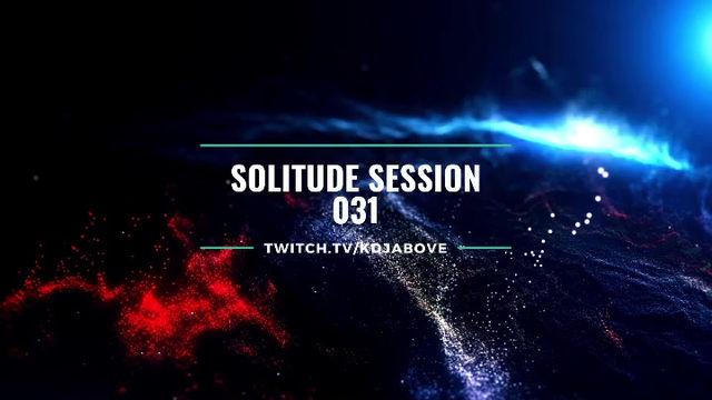 Solitude Session // SS031
