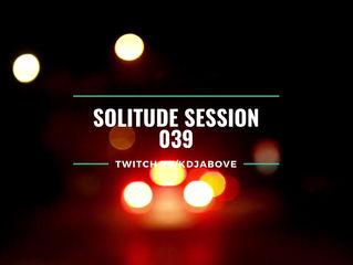 Solitude Session // SS039