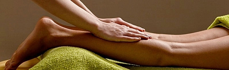 massage lemniscate