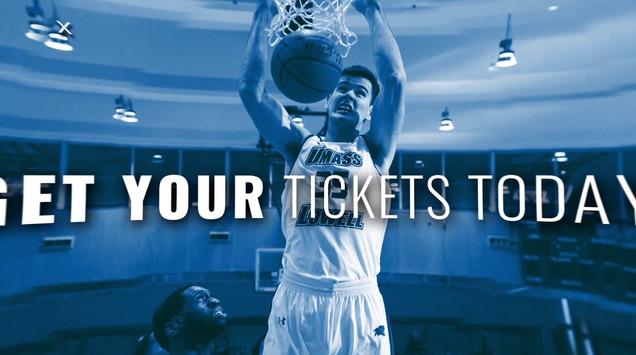 2018-19 UMass Lowell Men's Basketball Season Ticket Commercial